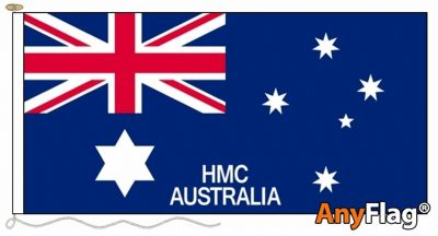 - AUSTRALIAN CUSTOMS 1903 1904 ANYFLAG RANGE - VARIOUS SIZES